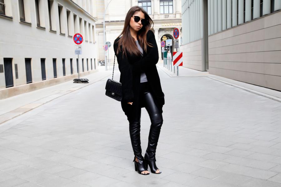Fashionrella in Deutschland black leder