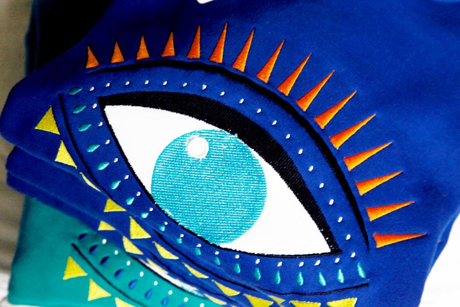 Evil Eye Fiorella De Lübbe 12