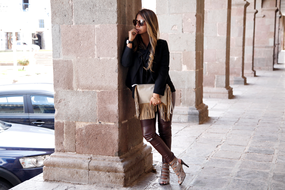 Fashionrella blogger Cusco Peru 2