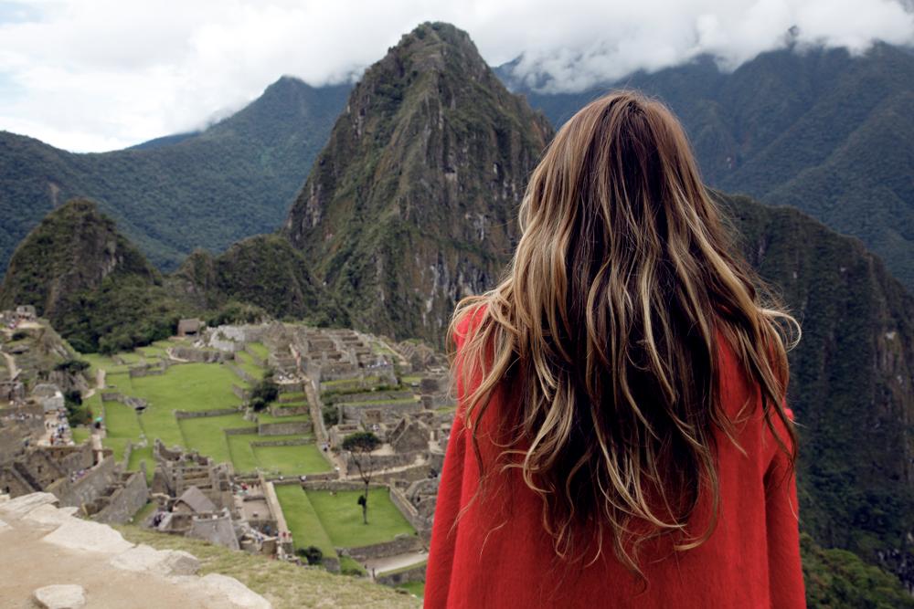 Machu Picchu Cusco Peru Fashionrella Blogger 1