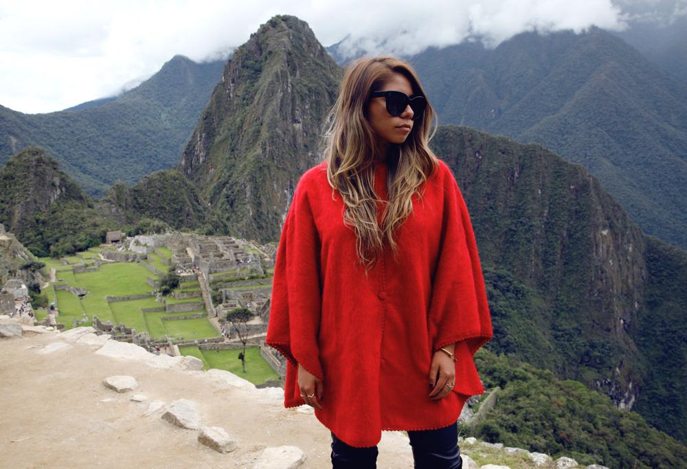 Machu Picchu Cusco Peru Fashionrella Blogger 2