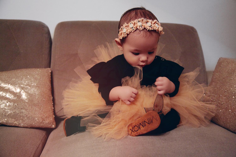 Leah Valentina Lübbe 6 meses 17